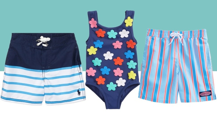 Best Swimsuits For Kids 2018